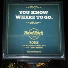 """Hard Rock Cafe"""