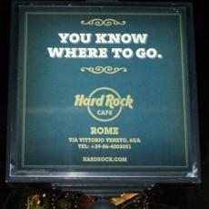 """Hard Rock Cafe"""