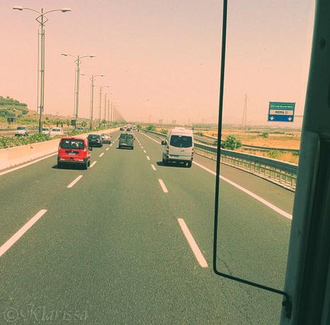 Vom Flughafen in die Stadt
