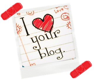 """I love your blog"" - Award"